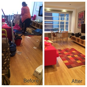 End of tenancy cleaning Mortlake SW14