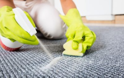 How to Clean Carpet with Vinegar and Baking Soda